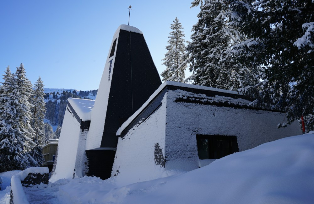 Flaine's Chapel